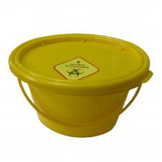 Емкость контейнер для инфекционного вещества