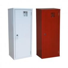 Шкаф для хранения огнетушителя , дверь металлическая ШП-О-01НМБ
